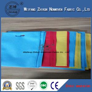 100% Pet Spun-Bond Non Woven Fabric Used for Shopping Bag