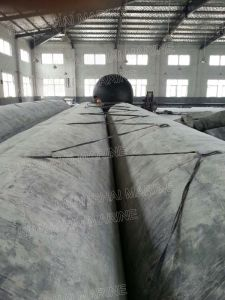 Rubber Pontoon for Boat Salvage, House Boat, Dock Discharging with Good Airtightness