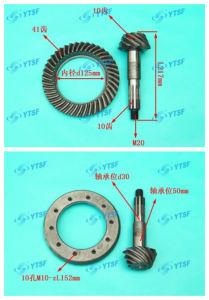 Bevel Pinion Gear/Jinbei Parts/Auto Parts pictures & photos