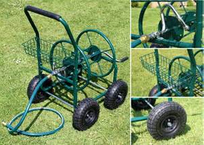 Garden Hose Reel Cart (tc1850) pictures & photos