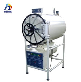 Automatic Horizontal Steam Sterilizer