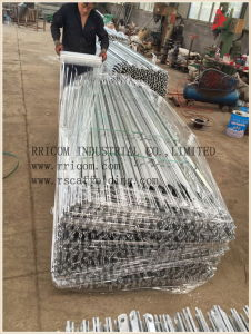 Galvanized Scaffolding Angle Iron Cross Braces for Frame System Scaffolding pictures & photos