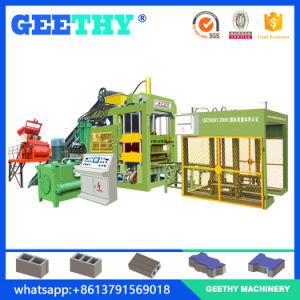 Qt6-15c Block Maker Machine / Paver Block Machine Price pictures & photos