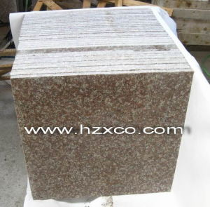 Peach Red Tiles, G687 Slab, Pink Granite Tiles pictures & photos