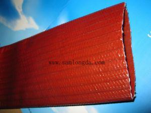 10 Bar Heavy Duty PVC Layflat Hose pictures & photos