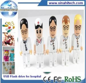 Hospital Gift USB Flash Drive, Doctor USB, Tablet USB pictures & photos