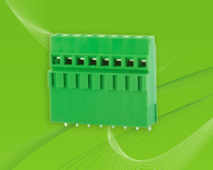 PCB Screw Terminal Block with High Position pictures & photos