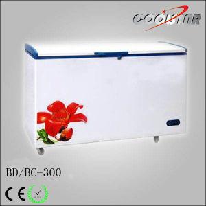 300L Deep Top Open Low Temperature Freezer pictures & photos