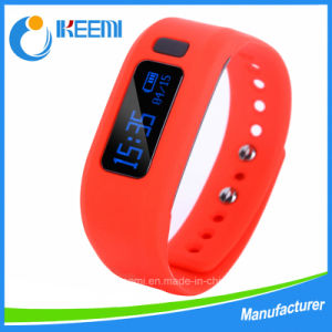 New Time Digital Smart Watch Colorful Bracelet pictures & photos