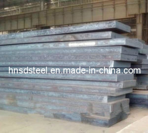Hot Rolled Steel Plate Q195, Q235, Q345b, Ss400, A36