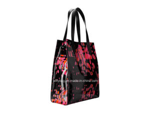 Slap-up Lamination Non-Woven Shopping Handbags Tote Bag pictures & photos