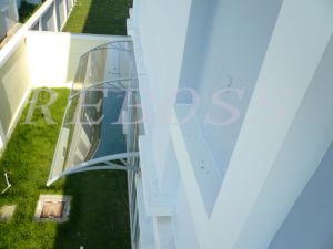 Top-Grade Polycarbonate DIY Shutter / Canopy / Sunshade/ Shed for Windows& Doors pictures & photos