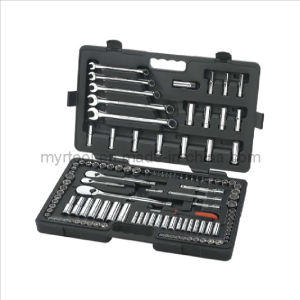 118-Piece Mechanic′s Tool Set with Hard Case pictures & photos