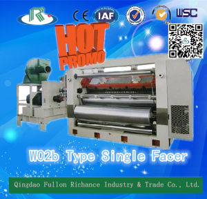 W02B Modular Style Paper Board Single Facer Machine pictures & photos