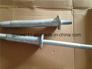 Headover Line Fitting Spindle Insulator Pin pictures & photos