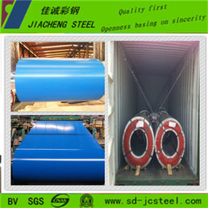 Different Colore Pre Painted Galvalume Steel Coil /PPGI (contsrcution material)