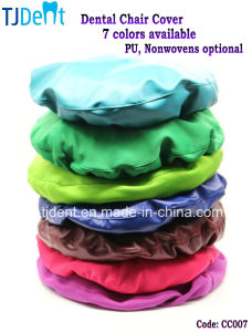 Hygienic Nonwovens & Waterproof PU Material 7 Colors Optional Affordable Protective Dental Chair Cover (CC007) pictures & photos