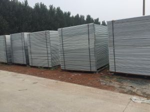 As4687-2007 Standard Hot Dipped Galvanized Temporary Fence pictures & photos