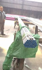 SS steel 321 Seamless Pipe pictures & photos