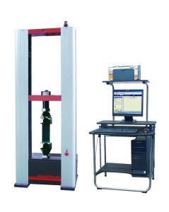 Tensile Testing Machine TIME WDW Series in auto parts industry pictures & photos