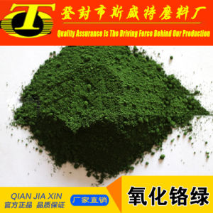 Chromium Oxide Green for Unshaped Refractory Materials pictures & photos