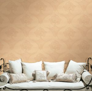 High Quality Heavy Embossed PVC Wallpaper (Windsor 1313) pictures & photos
