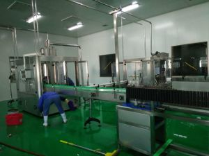 Full Automatic Mineral Water Production Line pictures & photos