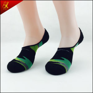 Bamboo Material Summer Cool No Show Sock pictures & photos