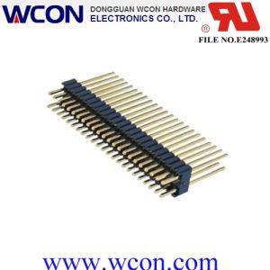 1.27*2.54 Single Row Straight Needle Needle Pin Header pictures & photos