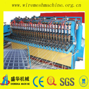 Anping Manufacturer Welded Roller Mesh Machine (factory direct sale) pictures & photos