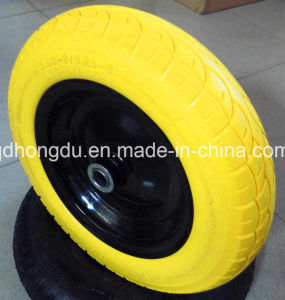 Factory Directly Sale 14 Inch Rubber Wheel pictures & photos
