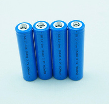 3.6V (1/3AAA) ICR10160 Rechargeable Li-ion Battery pictures & photos