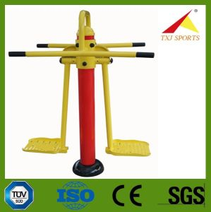 (H010) E Park Equipment for Outdoor Gym-Surfing Board