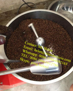 Coffee Bean Baking Machine, Coffee Bean Roaster Machine pictures & photos
