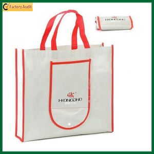 Cheap Recycle Printed Folding Bag Custom Shopping Bags (TP-FB127) pictures & photos