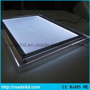 Acrylic Light Guide Panel for Light Box pictures & photos