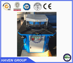 Angle cutting machine notching machine pictures & photos