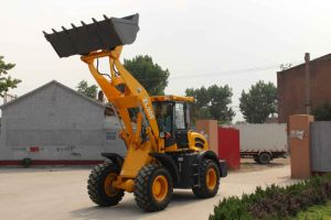Wheel Excavator (ZL20F) pictures & photos
