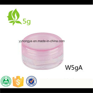 5g Small Packing Box/Plastic PS Cream Jar pictures & photos