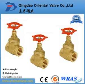 Professional Forged ISO Steam Gate Valve Dn50 pictures & photos