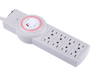 American Standard 8 Way Ring Extension Socket Power Strip pictures & photos