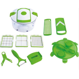 Multi Vegetable Slicer for Salad Hot Chef pictures & photos