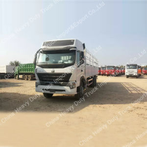 Sinotruk HOWO A7 6X4 30 Tons Stake Cargo Truck pictures & photos