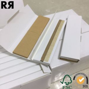 Smoking Paper / Hand Rolling Paper Standard (70*36mm) Wood Paper 18-20GSM pictures & photos