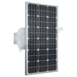 Ce RoHS IP65 Certificate 12V Voltage 80W Solar Panel Lamp pictures & photos