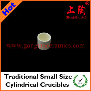Traditional Small Size Cylindrical Crucibles pictures & photos