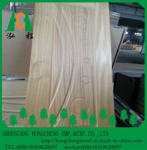 Wood Veneer Door Skin for Foreign Markets pictures & photos