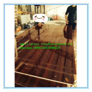 Melamine Laminate MDF Board/High Glossy UV MDF pictures & photos