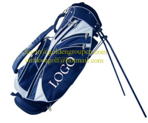Hot Sale Promotional PU Golf Stand Bag pictures & photos