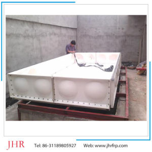 Assemble SMC FRP Gre Storage Water Tank pictures & photos